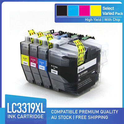 Generic LC-3319XL Ink High Yield of LC-3317 for Brother MFC J5330DW J5730 J6930