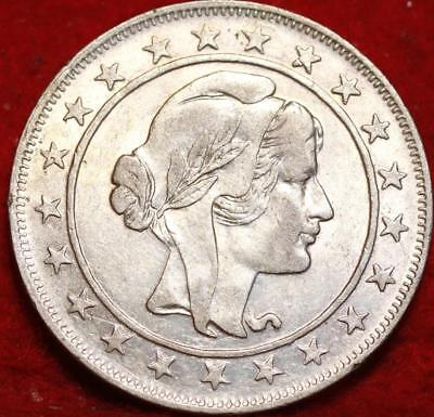 1934 Brazil 2000 Reis Silver Foreign Coin