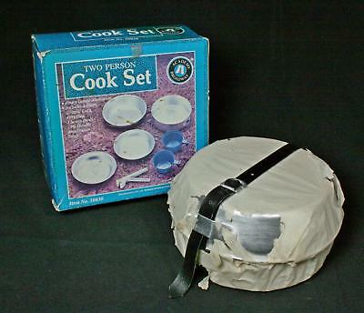 Academy Broadway Two Person Camping Cook Set Model 50030