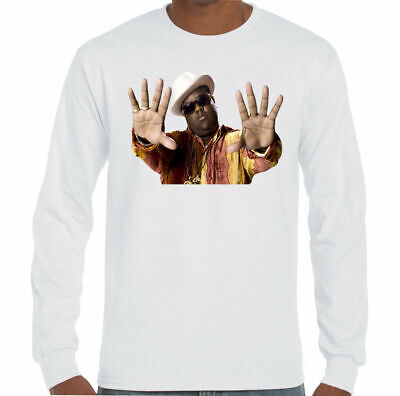 05877c73a365 BIGGIE SMALLS IS The Illest Mens The Notorious BIG T-Shirt Rap Music ...