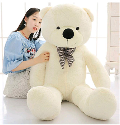 """Huge Giant Teddy Bear 63"""" Soft Plush Stuffed Animal Toy Great Gift for Valentine"""