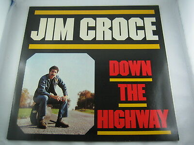 Jim Croce: Down The Hightway (Lifesong Records 1980/Intercord) – top Zustand