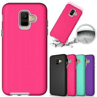 Shockproof Silicone Protective TPU Case Cove For Samsung Galaxy J7 J3 2018 A6