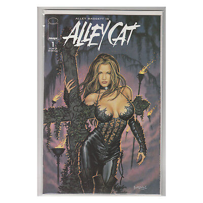 Alley Cat 1 (Cover A, Dorian Cleavenger)