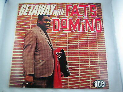 Fats Domino: Getaway with Fats Domino (ace Records) – top Zustand