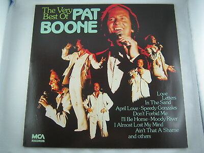 Pat Boone: The Very Best Of (MCA) – top Zustand
