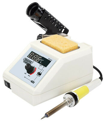 Draper Expert 61464 Soldering Iron Station (48W) Temperature Controlled