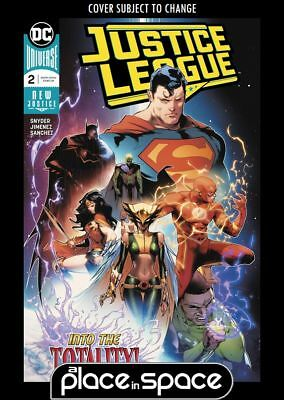 Justice League, Vol. 3 #2A (Wk25)