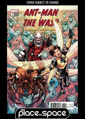 Ant-Man And Wasp: Living Legends #1B - Nauck Variant (Wk23)