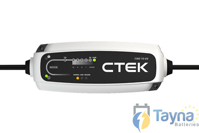 CTEK CT5 Time To Go 12V 5A Batterie Charger  - 40-162
