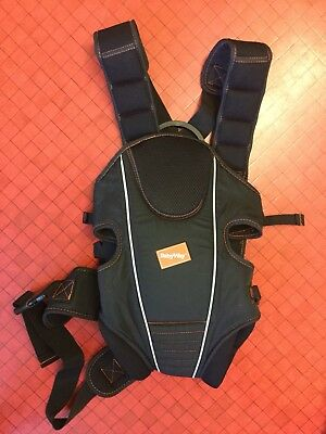 f00b42e7907 Babyway 3 In 1 Baby Carrier Sling With Reflective Strips From Birth