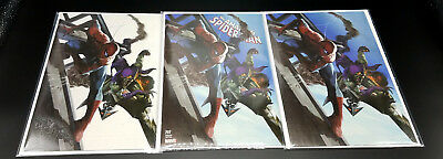Amazing Spider-Man #797 Gabriele Dell'Otto Exclusive Variant Cover 3-Pack Virgin