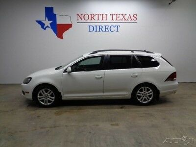 Volkswagen Jetta 2012 TDI Diesel Sportwagen 42 MPG Leather Heated S
