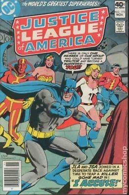 Justice League of America (1st Series) #172 1979 VG+ 4.5 Stock Image Low Grade