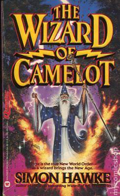 The Wizard Of Camelot (Good) The Wizard Of 4th Street Questar 36242-5 1993