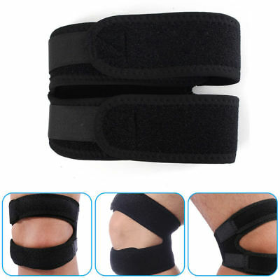 Foot Sport Knee Kneecap Patella Support Brace Strap Tendon Band Protector USA