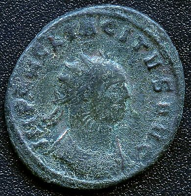 "Ancient Roman Coin  "" Tacitus "" 275 - 276 A.D. REF# S3210 22 mm Diameter"
