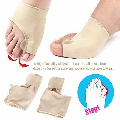 Day Night Bunion Splint Big Toe Care Corrector Hallux Valgus Straightener Foot