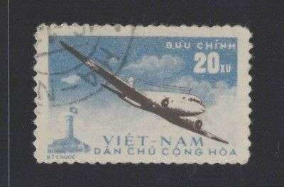 1959 Vietnam Aircraft SG N 120 fine used