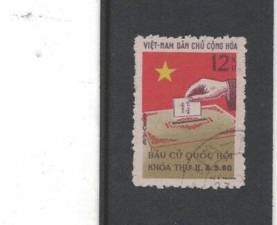 1960 Vietnam Election SG N 135 fine used