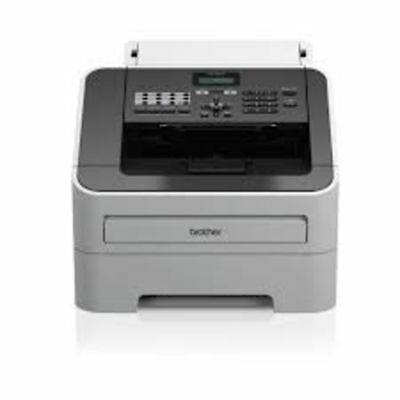 Laserfax Brother 2840 with Copy Function 0 Side Printed