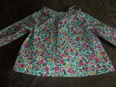 Joules, Baby Girls Angel Top Age 6-9M, Nwt