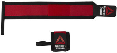 Reebok Crossfit Wrist Wraps - Black