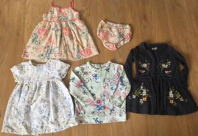 Beautiful Girls 12-18 Months Bundle. Next & Ralph Lauren.
