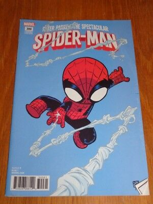 Peter Parker Spectacular Spiderman #300 Marvel Comics Young Variant April 2018