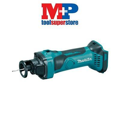 Makita Dco180Z 18 Volt Cordles Lithium Ion Drywall Cutter Spiral Saw (Bare Unit)