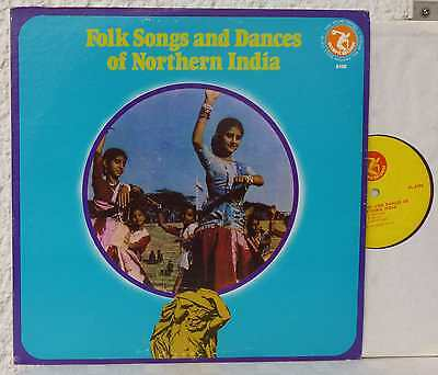 INDIEN  Folk Songs and Dances of NORTHERN INDIA
