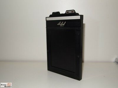 Linhof Film Holder 9x12 Grossformat Planfilmkassette Duo Arca-Swiss