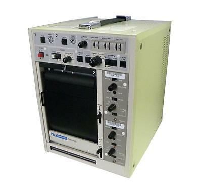 Western Graphtec Wr7500P8 Dual Channel Linearcorder - Sold As Is