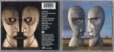 Pink Floyd - The Division Bell  (CD, Apr-1994, Columbia (USA) CK 64200