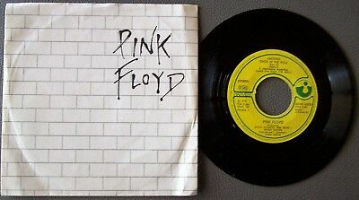 7'' Single Pink Floyd *Another Brick in the Wall* Yugoton 1979