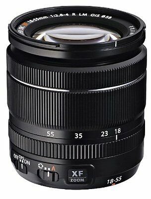 Fujifilm FUJINON XF 18-55mm f/2.8-4 R LM OIS Zoom Lens FUJI USA WARRANTY - NEW