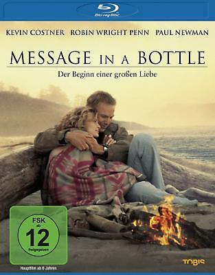 MESSAGE IN A BOTTLE (1999) Blu-Ray IMPORT - BRAND NEW (USA Compatible)
