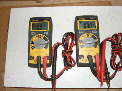 Electronic Test Equipment Martindale MM39 Meter nice compact versatile tool