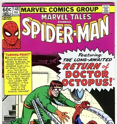 The Amazing Spider-Man #11 Reprint in Marvel Tales #148 from Feb. 1983 in F/VF