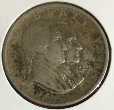 1926 US Sesquicentennial SILVER Half Dollar Commemorative! Old US Coins!