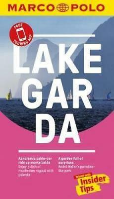 NEW Lake Garda : Marco Polo Guides By Marco Polo Paperback Free Shipping