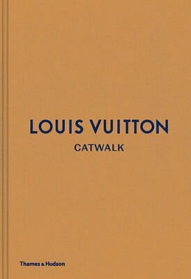NEW Louis Vuitton Catwalk By Jo Ellison Hardcover Free Shipping