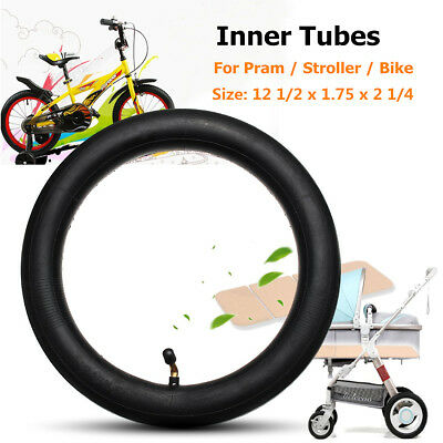 12 1/2 X 1.75 X 2 1/4 Inner Tube Bent Valve For Hota Pram Stroller Kids Bike