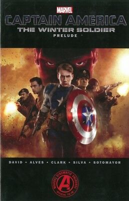 Marvel's Captain America: The Winter Soldier Prelude: (Captain Am...