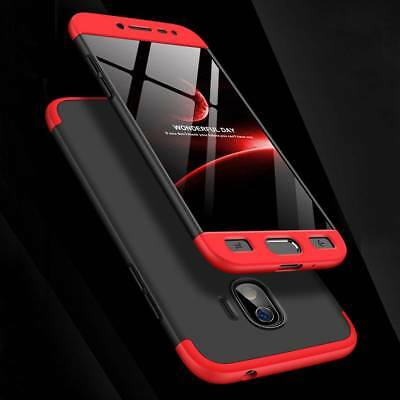 4in1 Full Body Cover  Slim Case Shockproof Hard For Samsung Galaxy J2 Pro 2018