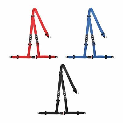 TRS Road Legal 3 Point Budget Saloon Car Racing Harness - 2 Inch Straps