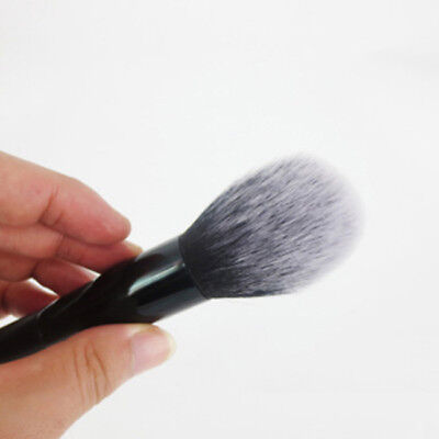 Soft Beauty Powder Blush Big brush Flame Foundation Make Up Tool Cosmetic BS