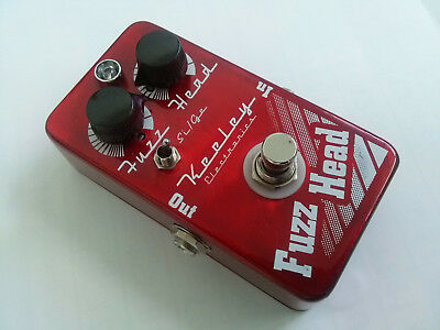 Keeley Fuzz Head (Fuzz / Overdrive / Distortion)
