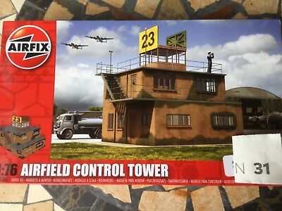 Airfix Airfield Control Tower 1:72