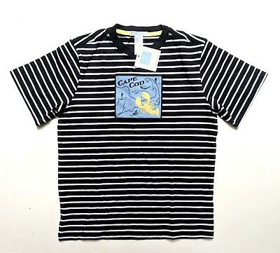 Janie and Jack Boys 8 At the Shore NEW NWT Cape Cod Tee Top Shirt SS1-4